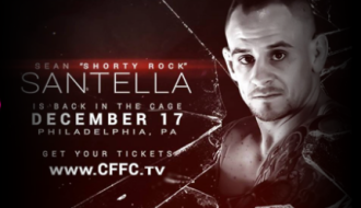 CFFC Shorty Rock Santella