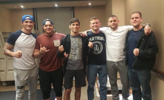 Matt Danger Schnell UFC