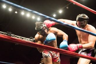 Michael Rakay USKA fight