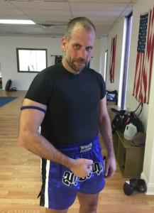 George Maybroda Muay Thai