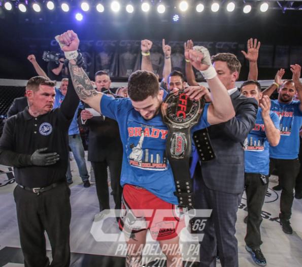 Sean Brady MMA