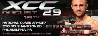 Francis Healy XCC MMA