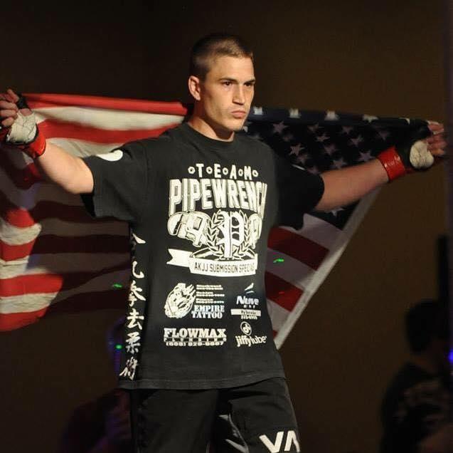 MMA fighter Johnny DiPatri